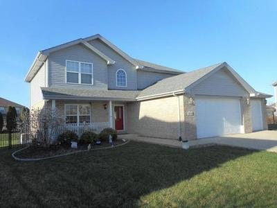 Manhattan  Single Family Home For Sale: 15735 Menominee Court