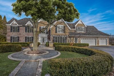 Barrington Hills Single Family Home For Sale: 70 Round Barn Road