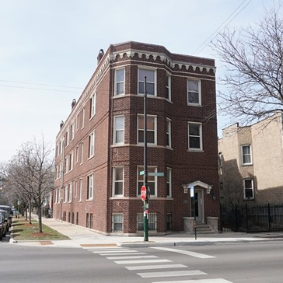 Chicago Condo/Townhouse New: 2300 North Kimball Avenue #3