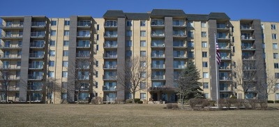 Downers Grove Condo/Townhouse New: 5400 Walnut Place #307