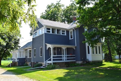 West Chicago Single Family Home For Sale: 32w350 Smith Road
