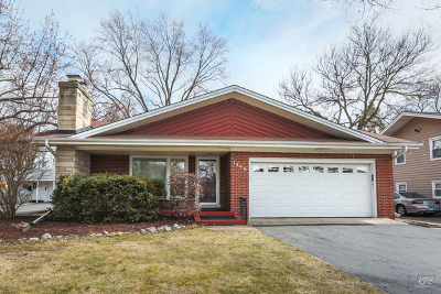 Naperville IL Single Family Home Contingent: $339,900