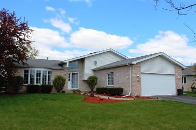Lockport Single Family Home Re-Activated: 16360 Fieldstone Place