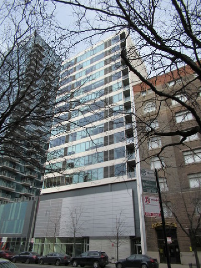 Chicago Condo/Townhouse New: 1345 South Wabash Avenue #911