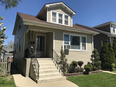 Chicago Single Family Home New: 6105 North Naples Avenue