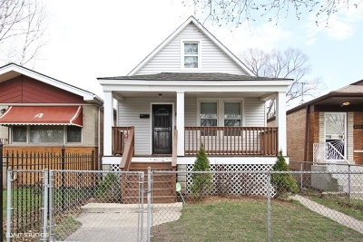 Chicago IL Single Family Home New: $60,000