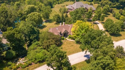 Du Page County, Kane County, Kendall County, Will County Single Family Home New: 444 Courtney Circle