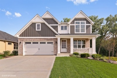 Darien Single Family Home Contingent: 2125 Cottage (Lot 21) Lane