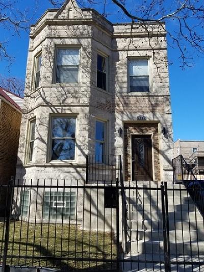 Chicago Multi Family Home New: 1530 South Ridgeway Avenue