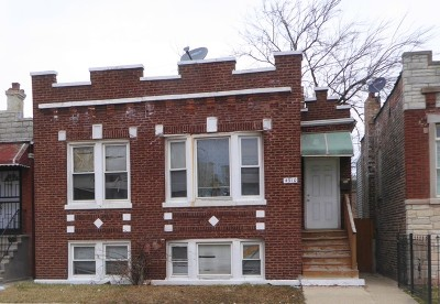 Chicago Single Family Home New: 4310 West 21st Street