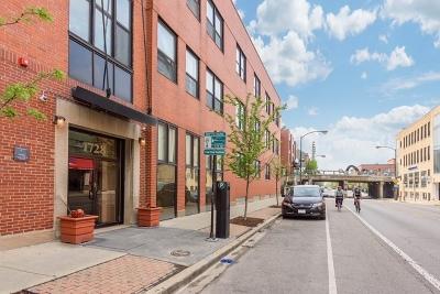 Chicago Condo/Townhouse New: 1728 North Damen Avenue #107
