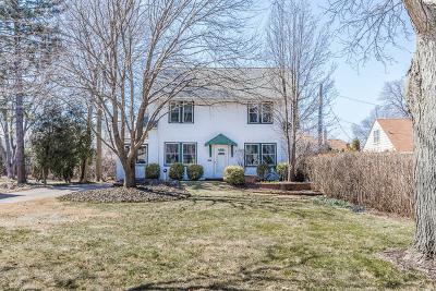 Western Springs Single Family Home For Sale: 4528 Gilbert Avenue