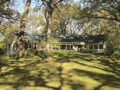 Barrington Hills Single Family Home For Sale: 17 Braeburn Lane