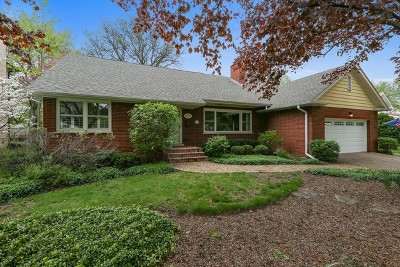 Hinsdale Single Family Home For Sale: 220 North Quincy Street