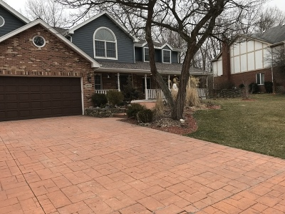 Orland Park Single Family Home For Sale: 14835 South Westwood Drive