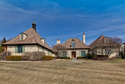 Libertyville Single Family Home For Sale: 5340 Daybreak Drive