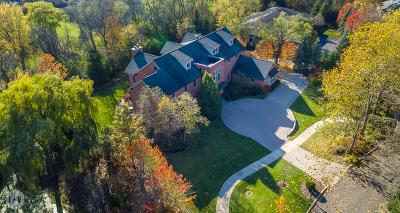 Highland Park Single Family Home For Sale: 1836 Cooper Lane