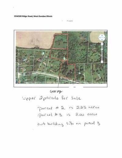 Dundee IL Residential Lots & Land For Sale: $150,000