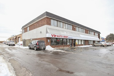 Schaumburg Commercial For Sale: 535 West Wise Road #543-C