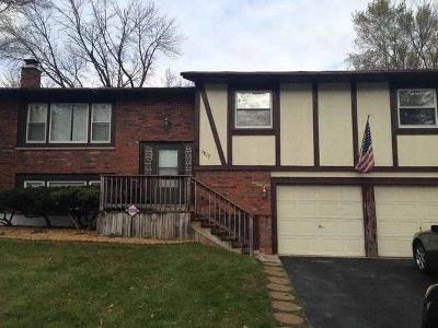 Sauk Village Single Family Home Re-Activated: 1817 217th Place