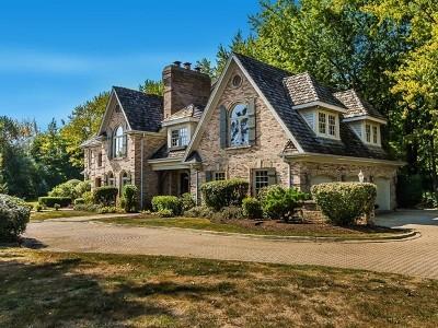 St. Charles Single Family Home For Sale: 5n730 East Ridgewood Drive