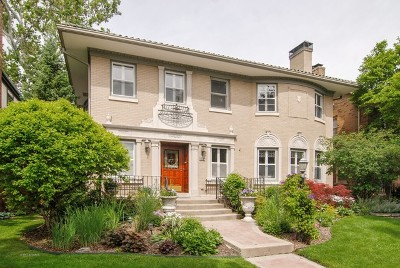 Oak Park Single Family Home Re-Activated: 1041 North East Avenue