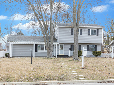 Carol Stream Single Family Home Re-Activated: 551 North Silverleaf Boulevard