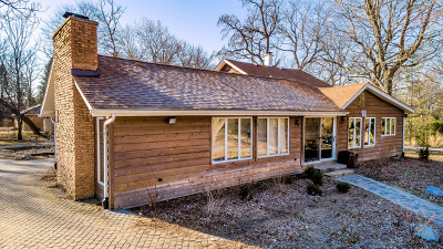 Single Family Home For Sale: 28w520 Purnell Road