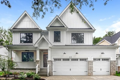 Downers Grove Single Family Home For Sale: 410 Otis Avenue
