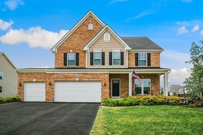 Plainfield Single Family Home For Sale: 13209 Wildwood Place