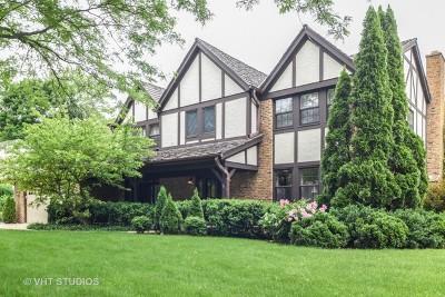 Libertyville Single Family Home For Sale: 640 Innsbruck Court