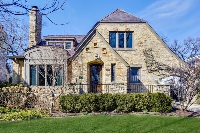 Hinsdale Single Family Home For Sale: 133 Ravine Road