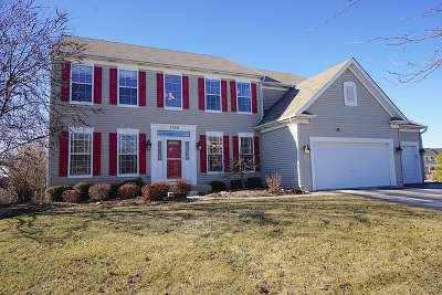 West Dundee Single Family Home For Sale: 1340 Maple Circle