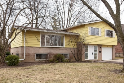 Deerfield Single Family Home Re-Activated: 685 Indian Hill Road