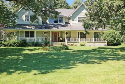 Sycamore Single Family Home For Sale: 27647 Gerry Lane