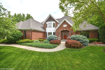 St. Charles Single Family Home For Sale: 4117 Royal Troon Court