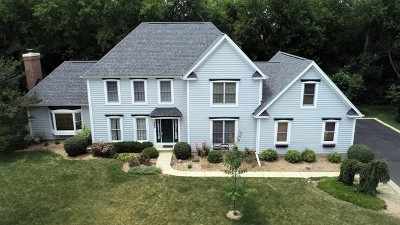 Cary Single Family Home For Sale: 900 South Rawson Bridge Road