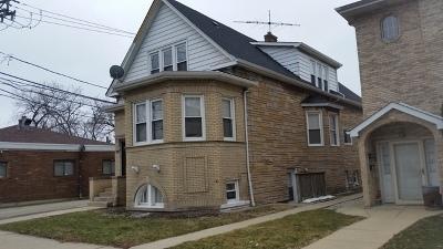 Multi Family Home For Sale: 6014 North Artesian Avenue