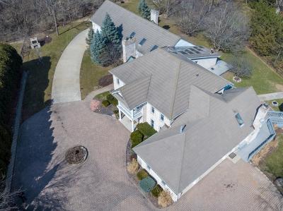 Homer Glen Single Family Home For Sale: 15510 West 139th Street