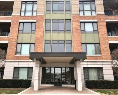 Burr Ridge Condo/Townhouse For Sale: 1000 Village Center Drive #207