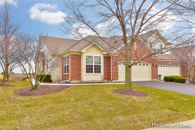 Bolingbrook Condo/Townhouse For Sale: 1198 Betsy Ross Place