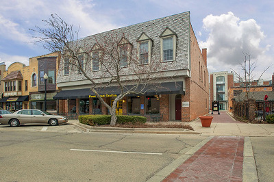Wheaton Commercial For Sale: 114 North Hale Street #A