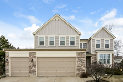 Streamwood Single Family Home For Sale: 4 Moraine Court