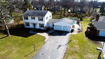 Oswego Single Family Home New: 21 Partridge Square