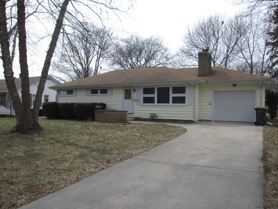 East Dundee IL Single Family Home For Sale: $249,500