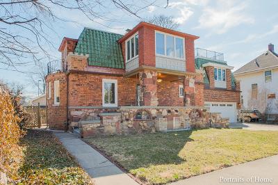 La Grange Park Single Family Home For Sale: 535 North Ashland Avenue