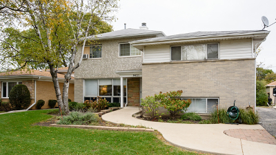 Skokie Single Family Home For Sale: 9421 Tripp Avenue