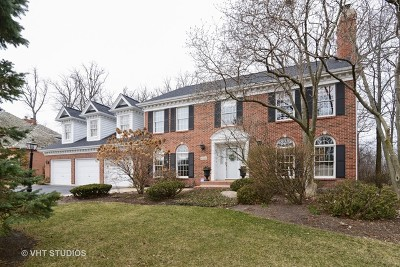 Olympia Fields Single Family Home Contingent: 20222 Saint Andrews Drive