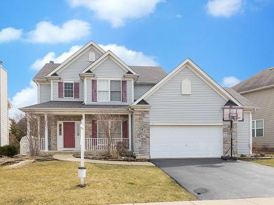 Bartlett Single Family Home For Sale: 167 Prescott Drive