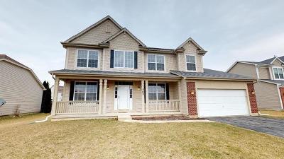 Oswego Single Family Home For Sale: 307 Hemlock Lane